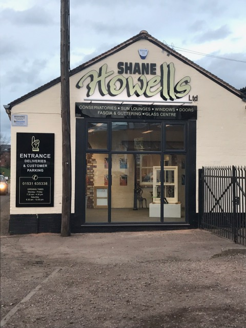 Shane Howells Showroom exterior