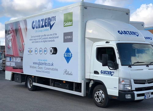 Glazerite rebranded vehicles