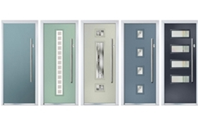 Much more choice for your composite doors