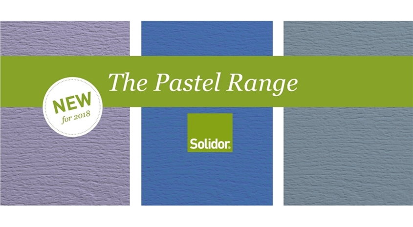 3 new colours and 2 new styles from Solidor