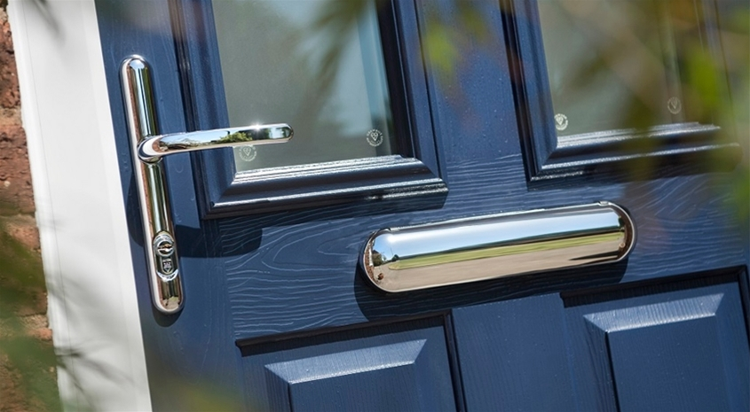 Sweet stuff - Glazerite adds Brisant Secure's new door hardware range to its portfolio
