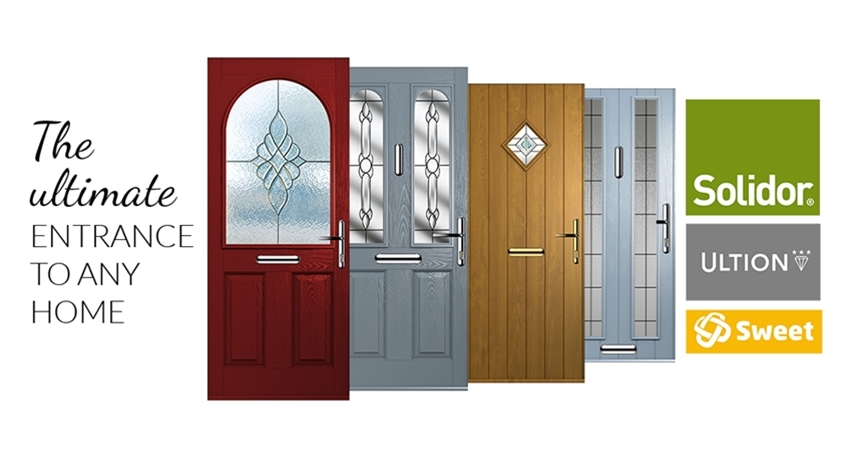 A formidable force... all the style, security and longevity you need for your door installations