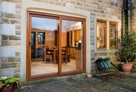 The Patio... perfectly suited to traditional or contemporary installs