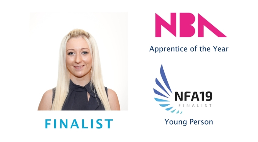 Glazerite HR Assistant named as Double Awards Finalist