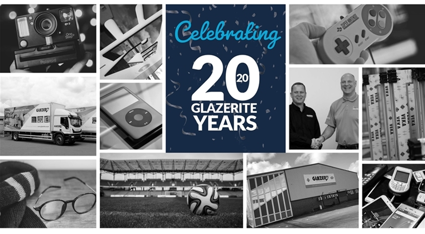 Celebrating our 20th year in business