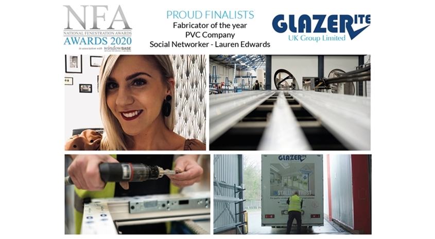 NFA 2020 Finalists in three categories