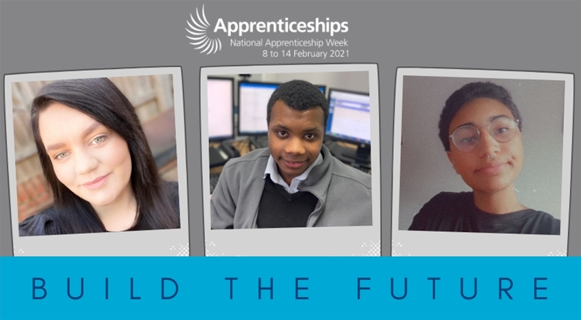 Apprentices helping to build the future at Glazerite