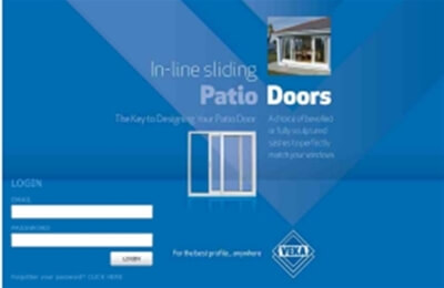 Patio Door Designer