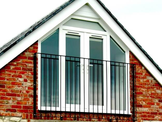 Upvc double doors commerical glazerite for Upvc french doors inward opening