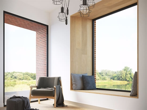 Warmcore Aluminium Window