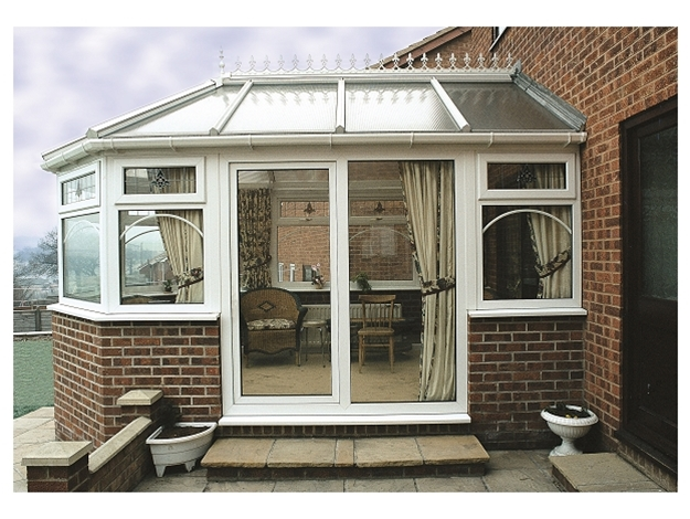 Upvc tilt slide patio doors trade glazerite for Brown upvc patio doors