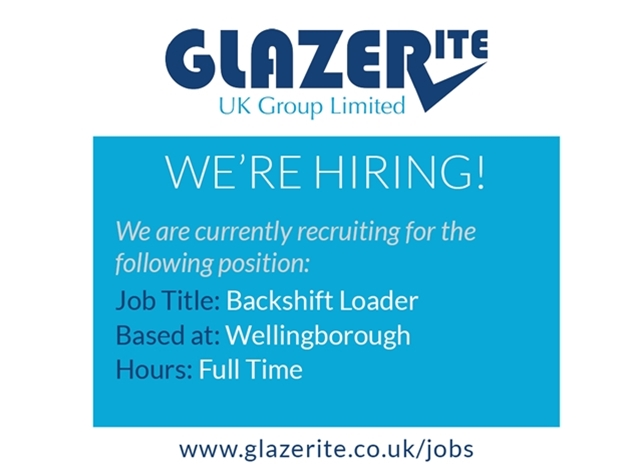 Backshift Loader - Wellingborough
