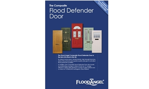 Flood door comp door brochure
