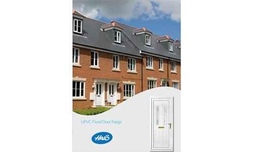 Flood uPVC doors