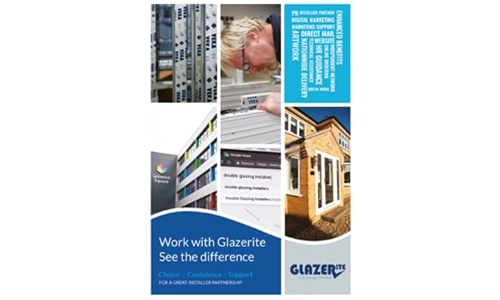 Glazerite Intro Brochure
